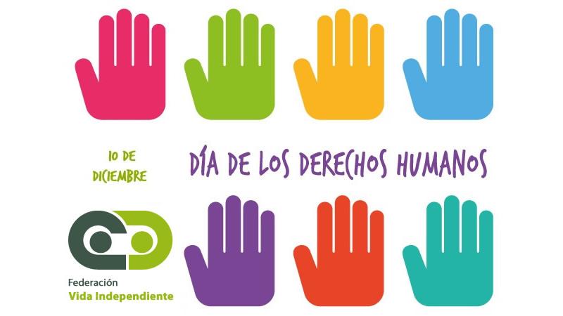 Manifiesto FEVI Día de los Derechos Humanos