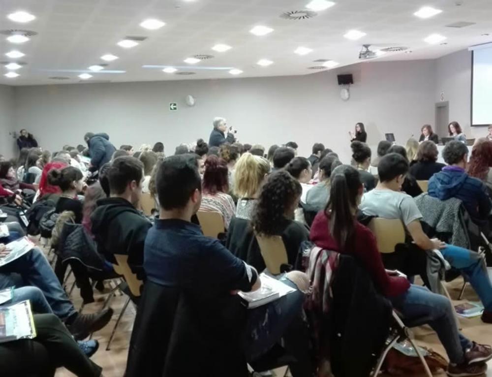 FEVI participa en la Jornada Vida Independiente de Vitoria-Gasteiz
